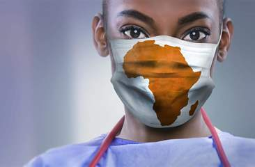 Resilience, e-health, vaccine : Africa at the time of Covid-19