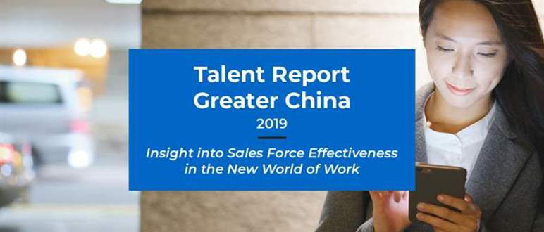 Talent Report Greater China 2019
