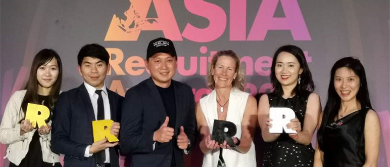 Asia Recruitment Awards 2019: Morgan Philips Group wins Grand Winner 2019 – Recruitment Agency award and 3 others