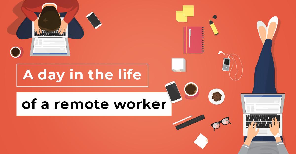 banner remote worker