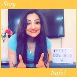 Stay safe by Bev